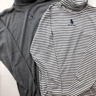 タートル長袖Tシャツ