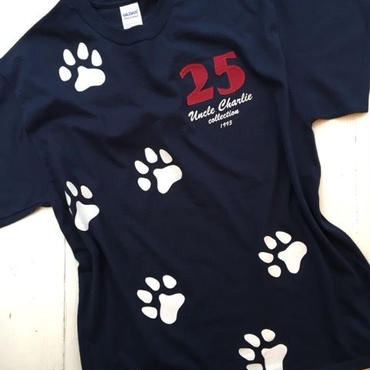 Uncle Charlie COLCTION 25周年Tシャツ : 大きいサイズ