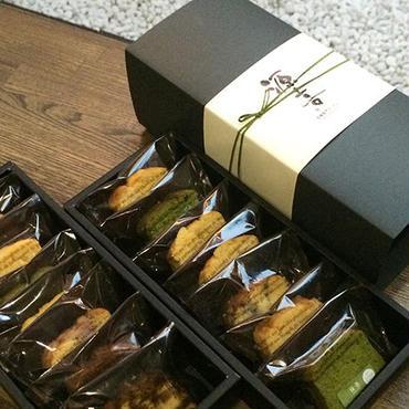 パウンドケーキ 18個入り(季節限定入り)【箱入り】