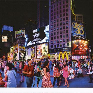 棚井文雄 ポストカード「Times Square」