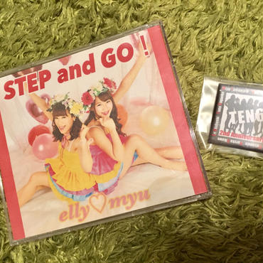 STEP and GO!/elly♡myu