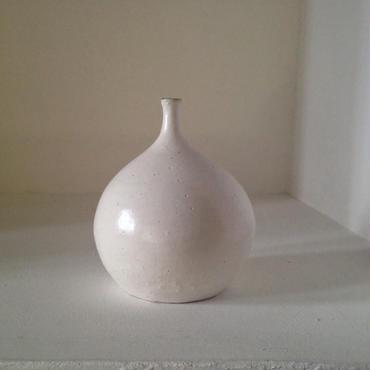 「lycia」白 , 山本アッシュ , 2011 , 半磁器 , 花器(LB1411G)