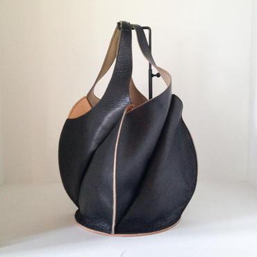 「EZO - 01 bag(大)黒」24K