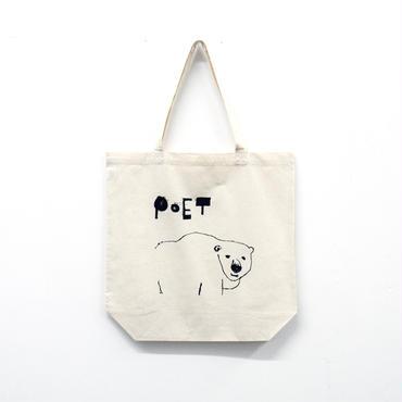 タキハナトートバッグ「POET」滝花保和