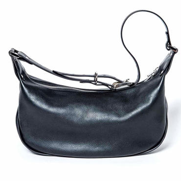 LEATHER BANANA BAG