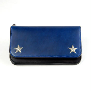 STAR TRACKER WALLET (blue)