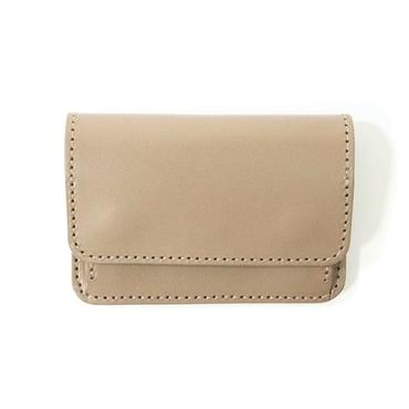 COIN & CARD CASE (GRAY)