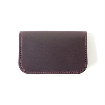 CARD CASE  (PURPLE)