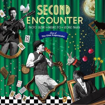 【カード販売】2nd Encounter / Naoto Suzuki, Daisuke Ito and George Nagata