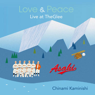 【カード販売】上西千波 / Love&Peace Live at The Glee