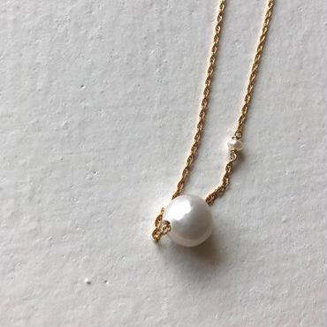 mauimarioceanjewelry N1 fresh water pearl  (N33)