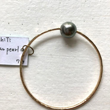 mauimarioceanjewelry B 1Tahiti(#5)7.5インチのバングル 3