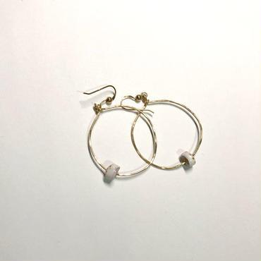 mauimarioceanjewelry  E Hook puka s (m586)