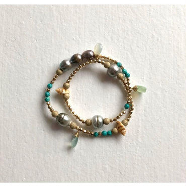 mauimarioceanjewelry B w Nani(m2297)