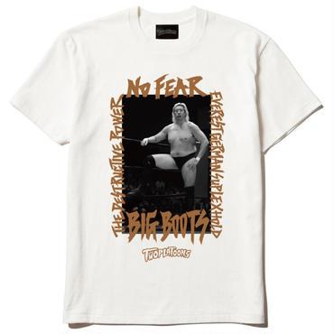 [PRAY FOR 帝王]髙山善廣×TWOPLATOONS tee-shirt(white)