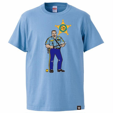 THE BIG BOSS MAN tee-shirt(sax)