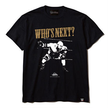 ゴールドバーグ × TWOPLATOONS tee-shirt(black)
