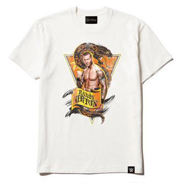 ランディオートン × TWOPLATOONS tee-shirt(white)