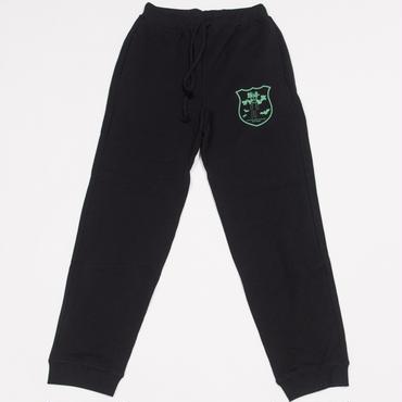 [飯伏幸太]飯伏プロレス研究所 Sweat-pants (black)