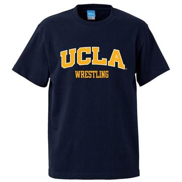 "[UCLA]""UCLA WRESTLING"" Tシャツ(ネイビー)"
