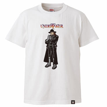 THE UNDERTAKER tee-shirt(white)