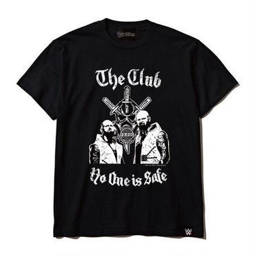 ザ・クラブ(カールアンダーソン&ルークギャローズ)×TWOPLATOONS tee-shirt(black)