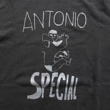 ANTONIO SPECIAL LOGO tee-shirt (black/heatyher-gray)