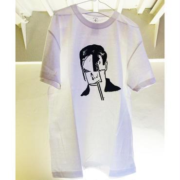 "Cul de Sac ""サックくん"" tee-shirts(white)"
