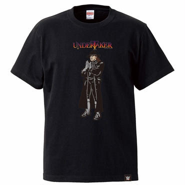 THE UNDERTAKER tee-shirt(black)