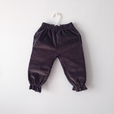 【送料無料】long pants(dark gray)