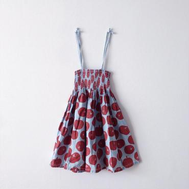 <USED>BOBO CHOSES/tomato skirt