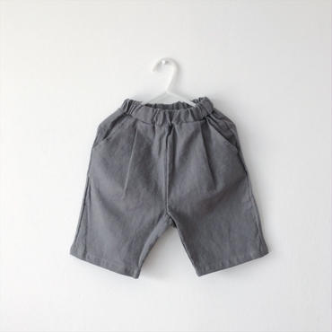 haif pants (gray)
