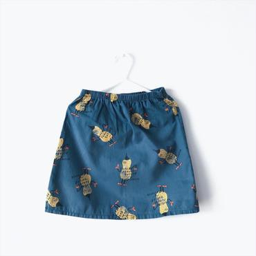 <USED>BOBO CHOSES/peanut skirt
