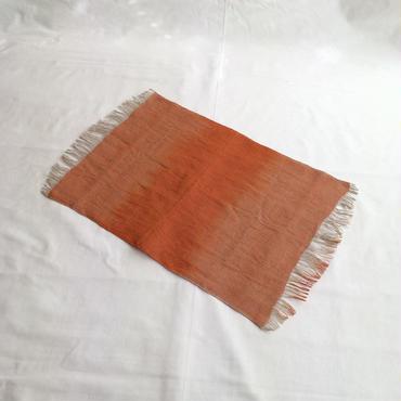 linen placemat