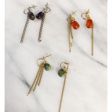 color stone pierce