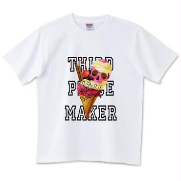 Ice skullream Tシャツ