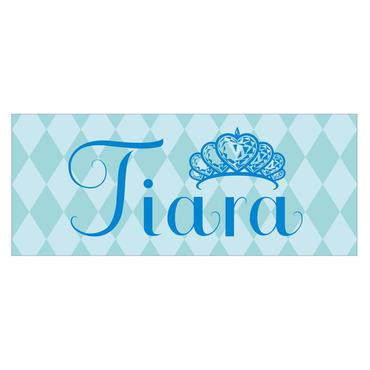 Tiaraオフィシャルタオル(BLUE)