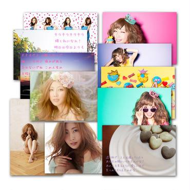 Tiaraポストカード(全種)