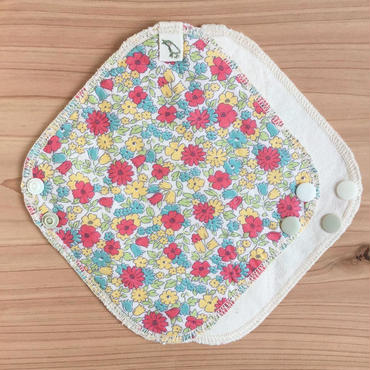 OCネル・布ライナー|カラフルな小花柄