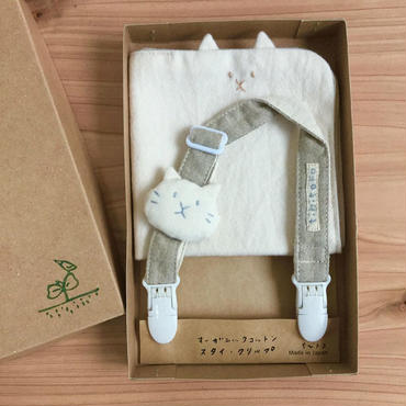 ネコさん、出産祝い ギフトセット BOX