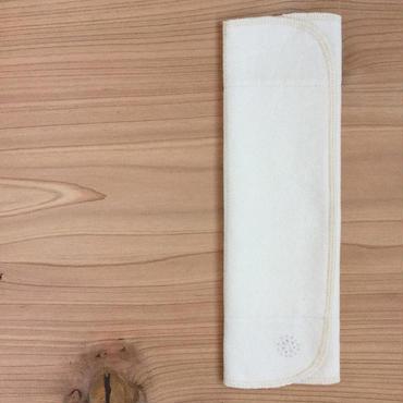 三つ折りナプキン・白(キナリ)