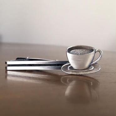 コーヒーカップのネクタイピン