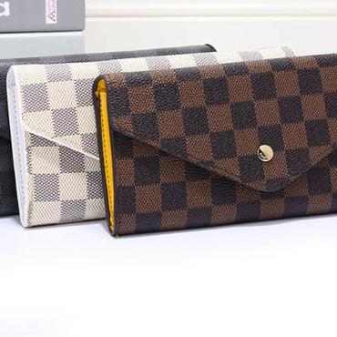 4色 Louis Vuitton 上品な長財布 男女兼用 カップル