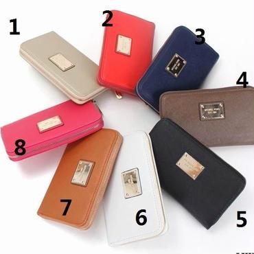 人気新品 MICHAEL KORS 8色選択 財布 男女兼用 カップル WPM701