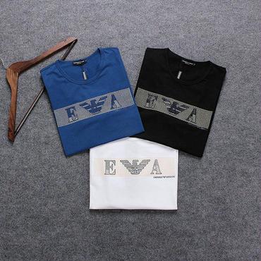 セール アルマーニ新品 半袖Tシャツ 安い016
