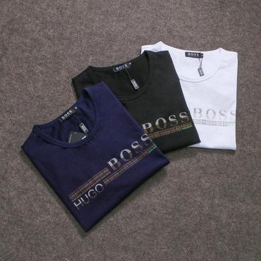 限定セール!ヒューゴ・ボス 半袖Tシャツ メンズ用054