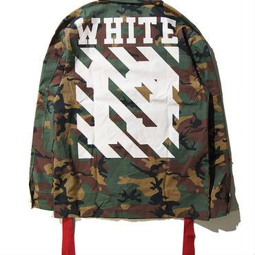 高品質 オフホワイト/Off-White  ジャケット 男女サイズ パーカー \EWWT002