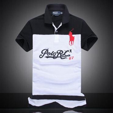 新入荷 ポロラルフローレン 半袖ポロシャツ 2色選択