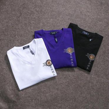 新入荷 限定セール!アルマーニ 半袖Tシャツ 夏物051