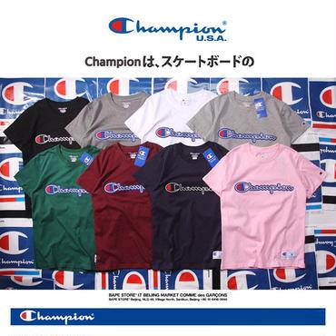 人気新品 チャンピオン 半袖Tシャツ 男女兼用 多色
